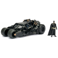 Batman - Batmobile 2005 1:24 w/Batman