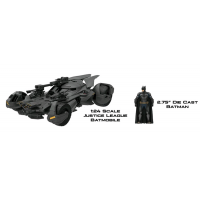 Justice League Movie - Batmobile 1:24