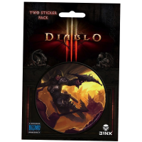 Diablo 3 - Demon Hunter Class Sticker