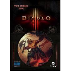 Diablo 3 - Barbarian Class Sticker