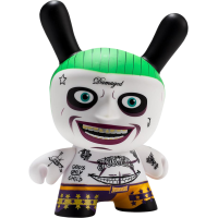 Dunny - The Joker Suicide Squad 5 inch Dunny Vinyl Figure