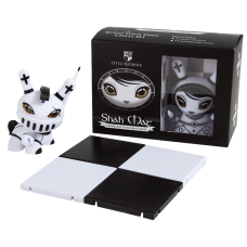 Dunny - Shah Mat 3 Inch Dunny Chess Piece Mini Series Blind Box 2-Pack by Otto Bjornik