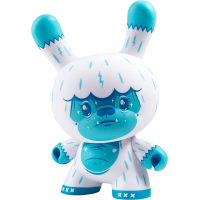 Dunny - Kono the Yeti 8 inch Vinyl Figure by Squink