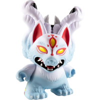 Dunny - Kyuubi 8 inch Vinyl Figure by Candie Bolton