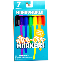 Munny World - Wipe Off Marker 7-Pack