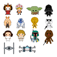 Star Wars - Patches (Blind Box of 48)