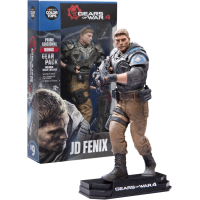 Gears of War 4 - JD Fenix 7 inch Colour Tops Action Figure