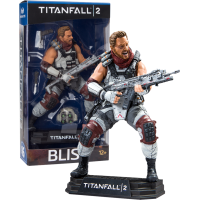 Titanfall 2 - Blisk 7 inch Colour Tops Action Figure
