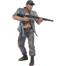 The Walking Dead - TV Series - Shane Walsh 5 inch Action Figure