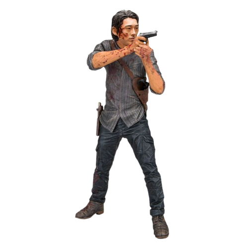 The Walking Dead - Glenn Legacy Edition 10 Inch Action Figure