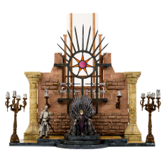 Game of Thrones - Iron Throne Room Building Set
