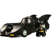 Batman - 1989 Batmobile and Batman 2 inch Mez-Itz Box Set
