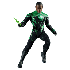 Green Lantern - John Stewart Green Lantern One:12 Collective 1/12th Scale Action Figure