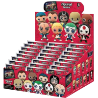 Suicide Squad - 3D Figural Keychain Display (24 Units)