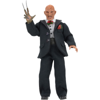 A Nightmare on Elm Street 3: Dream Warriors - Freddy Krueger in Tuxedo 8 Inch Clothed Action Figure