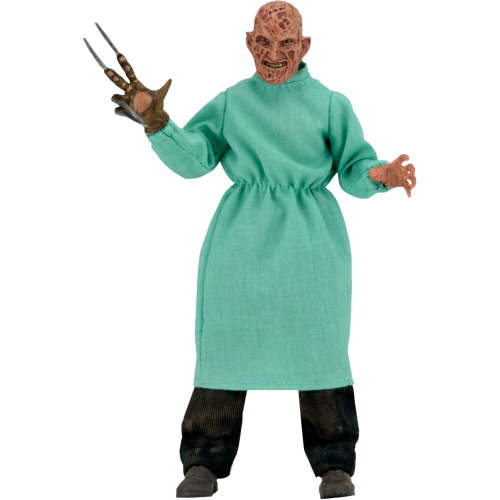 A Nightmare on Elm Street - Surgeon Freddy Krueger 8 Inch Action Figure