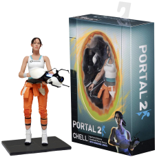 Portal 2 - Chell 7 Inch Action Figure