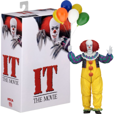It (1990) - Pennywise Ultimate 7 inch Action Figure