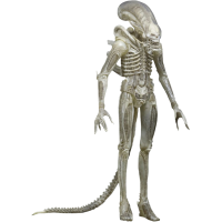 Alien - Translucent Prototype Alien 1/4 Scale Action Figure