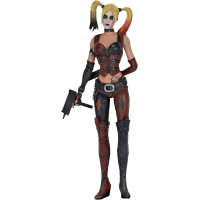 Batman: Arkham City - Harley Quinn 1/4 Scale Action Figure