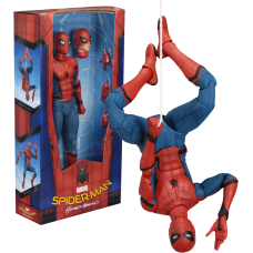 Spider-Man: Homecoming - Spider-Man 1/4 Scale Action Figure