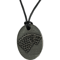 Game of Thrones - Stark Pendant