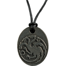 Game of Thrones - Targaryen Pendant