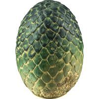Game of Thrones - Rhaegal Dragon Egg Paperweight