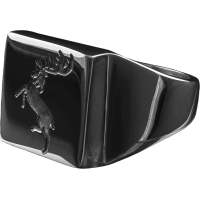 Game of Thrones - Baratheon Sigil Ring Size 10
