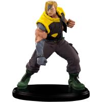Street Fighter - Nash 1/4 Scale Statue