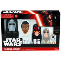 Star Wars Episode VII: The Force Awakens - Nesting Doll Set (5 Piece)