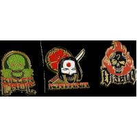 Suicide Squad - Lapel Pin Set #2