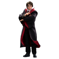 Harry Potter and the Prisoner of Azkaban - Harry Potter in Hogwarts Uniform 1/8th Scale Action Figure