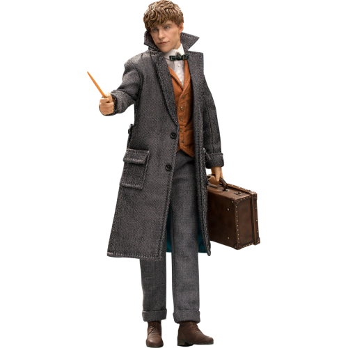 Fantastic Beasts 2: The Crimes of Grindelwald - Newt Scamander 1:8 Scale Action Figure