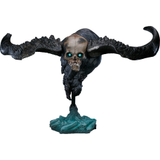 Court of the Dead - Executus Reaper Oglavaeil Legendary Scale Bust