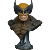 X-Men - Wolverine 1:1 Scale Life-Size Bust