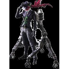 Batman - The Joker Variant Play Arts Kai 12 inch Action Figure by Tetsuya Nomura