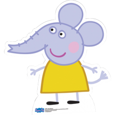 Peppa Pig - Emily Elephant Cut Out Standee