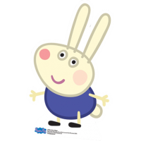 Peppa Pig - Richard Rabbit Cut Out Standee