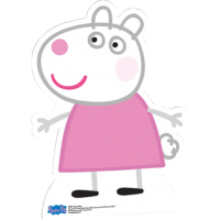 Peppa Pig - Suzy Sheep Cut Out Standee