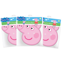 Peppa Pig - Peppa Pig Masks 3-Pack