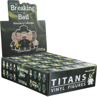 Breaking Bad - Titans Vinyl Figures Blindbox (Set of 20)