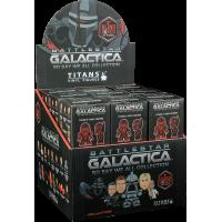 Battlestar Galactica - Titans 3 Inch Blind Box Vinyl Figures (Display of 18 Units)
