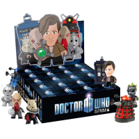 Doctor Who - Series 1 3 Inch Mini Figures Blind Box Display (20 Units)