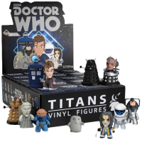 Doctor Who - Mini Figures Series 2 Titans Vinyl Figures Blindbox