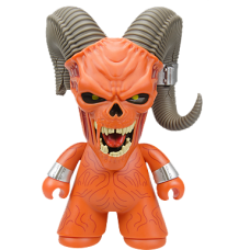 Doctor Who - The Beast Titans 9 Inch Vinyl Figure