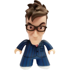 Doctor Who - 10th Doctor Titans 4.5 Inch Vinyl Figure