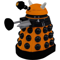 Doctor Who - Scientist Dalek Titans 6.5 Inch Vinyl Figure