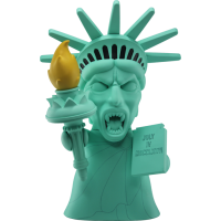 Doctor Who - Titans 8 Inch Statue of Liberty Angel Vinyl Figure