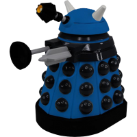 Doctor Who - Strategist Dalek Titans 6.5 Inch Vinyl Figure